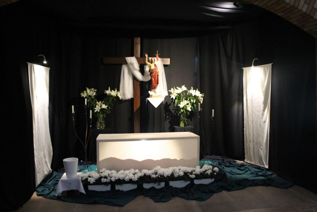 """Liturgia Triduum Paschalnego w Hospicjum Cordis"""""""