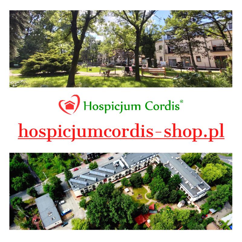 Podaruj prezent na 30-lecie Hospicjum Cordis!