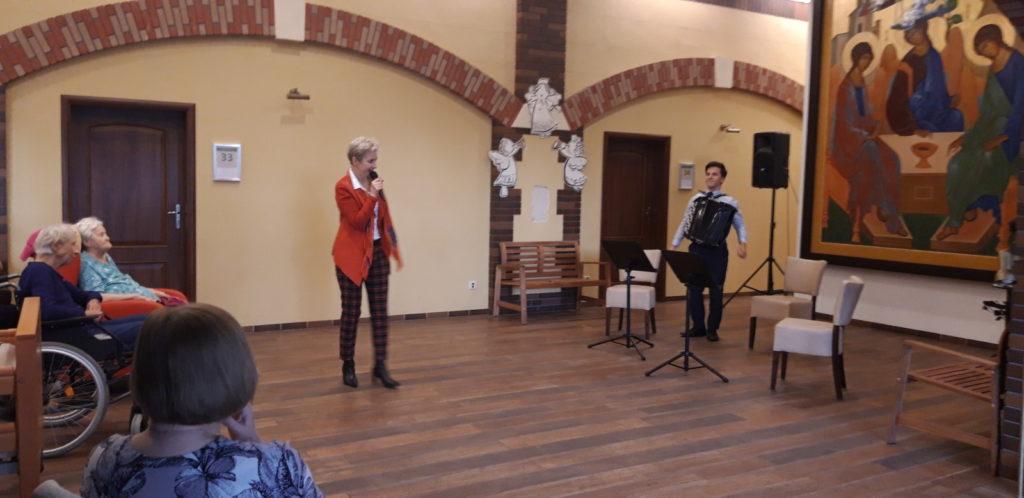 Koncert Uczniów Państwowej Szkoły Muzycznej im Mieczysława Karłowicza w Katowicach