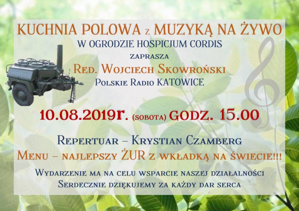 Zaproszenie Przyjaciół Hospicjum Cordis do Hospicyjnego Ogrodu