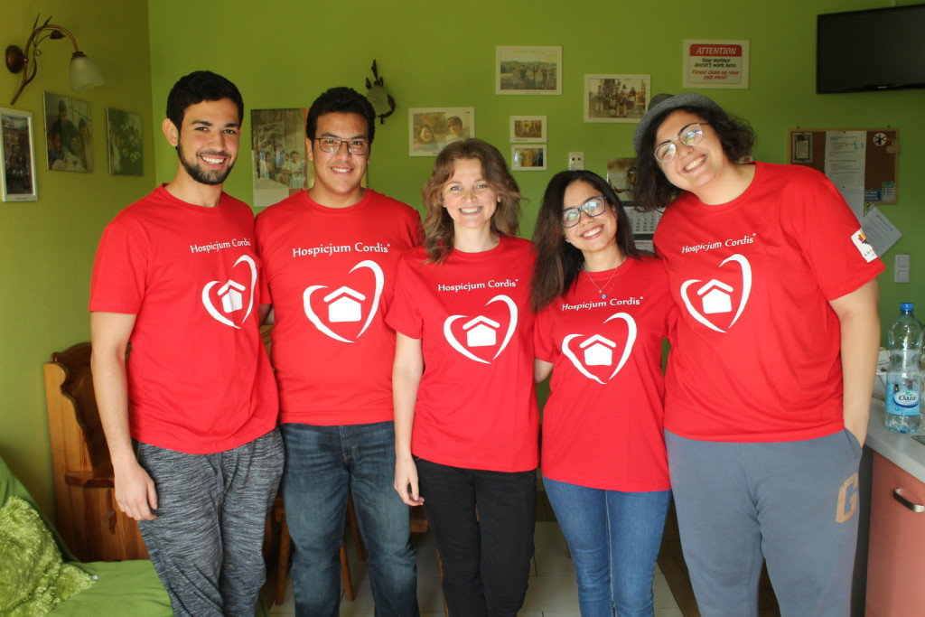 Wolontariusze zagraniczni :-)