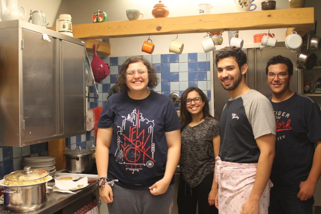 Święto Id al-Adha w naszej kafeterii  :)