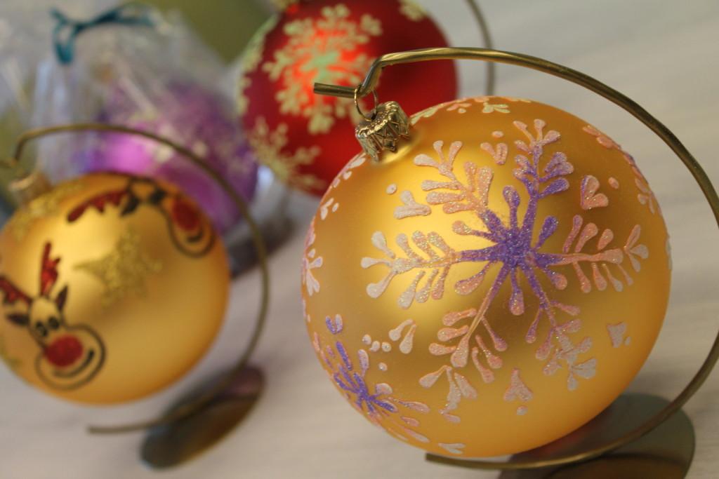 Świąteczne ozdoby :-)