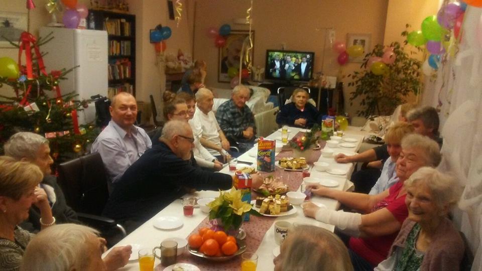 Nowy Rok w Hospicjum Cordias