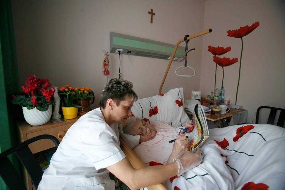 Praca w Hospicjum Cordis
