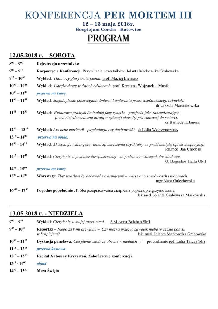 PROGRAM KONFERENCJI-1